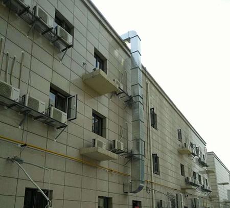天津通风管道加工