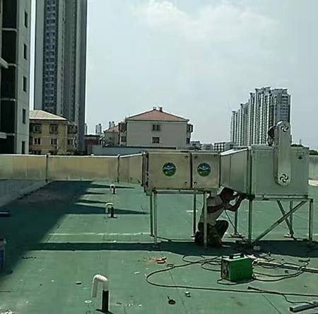 天津通风工程