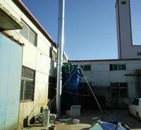 北辰双街电动车架焊接除尘案例