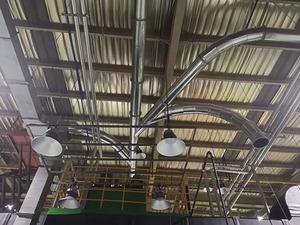 天津轮胎厂管道施工案例